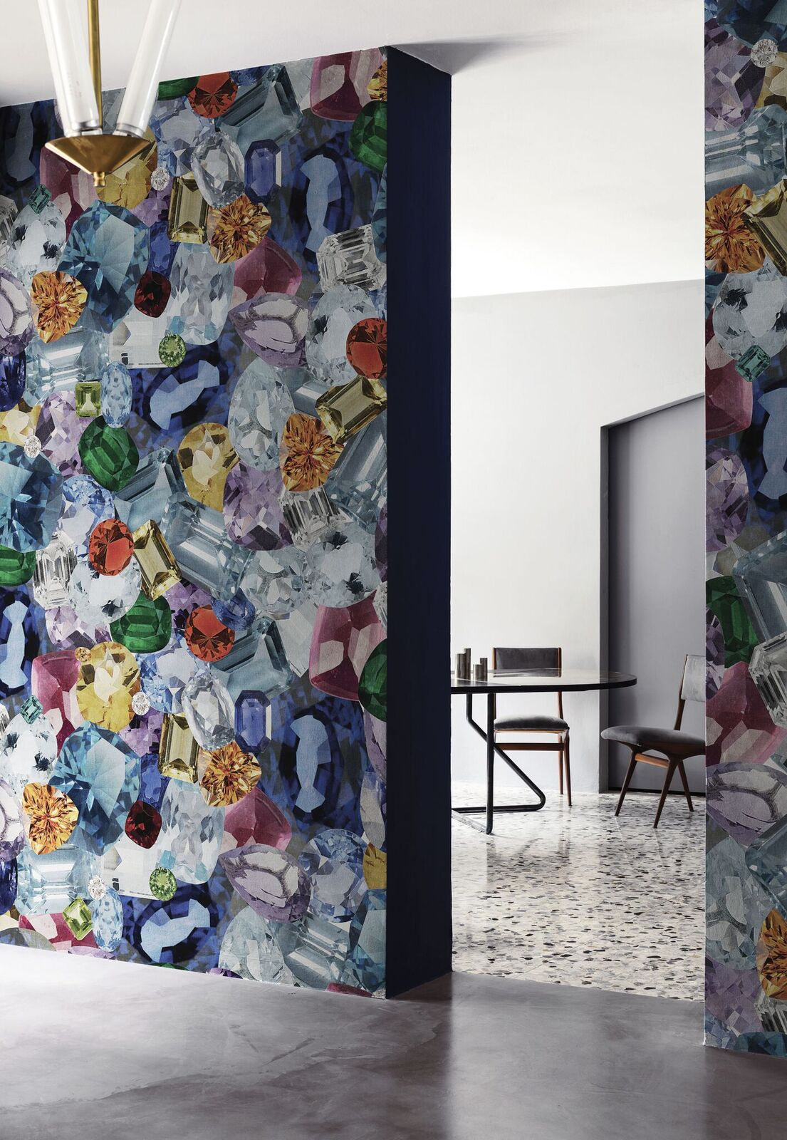 Carta Da Parati Bologna.Home Decor Con Londonart La Carta Da Parati Diventa Design