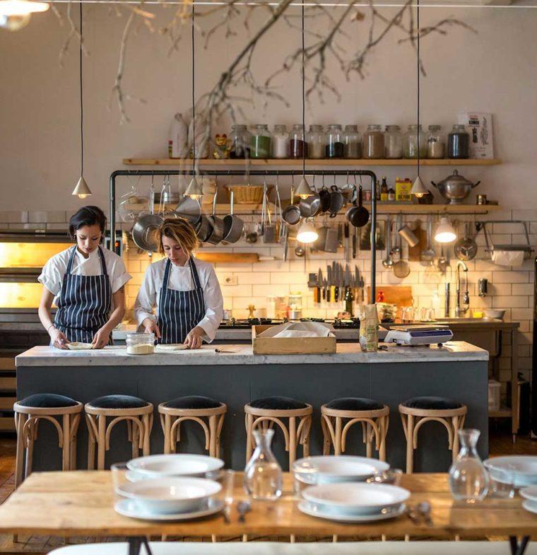 Gastronomia, arte e design: a Roma un mix a sorpresa con il format di Talea