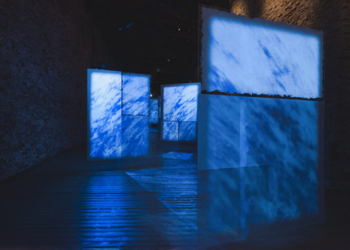 In Venice Renzo Piano exhibits his Water Projects