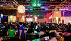 Giovani digitali in tenda per il Campus Party sull'innovazione