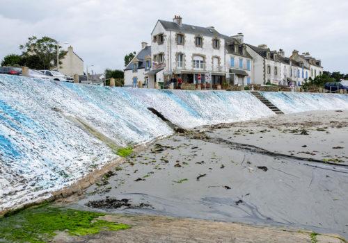 Harbour, in Bretagna la nuova opera di land art di Coda Zabetta