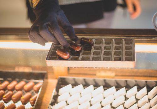 """Maradeiboschi Cioccolato trasforma Torino in città """"laboratorio"""""""
