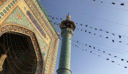 Viaggio a Teheran, verso la Conferenza sul futuro degli spazi…