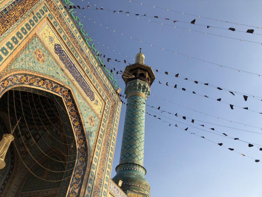 Viaggio a Teheran, verso la Conferenza sul futuro degli spazi urbani