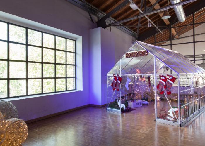 """Natale creativo con le soluzioni inventate in un """"Centro sviluppo"""" ad hoc"""