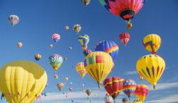 Epifania a prova di vertigini: tutti a bordo dei palloni…