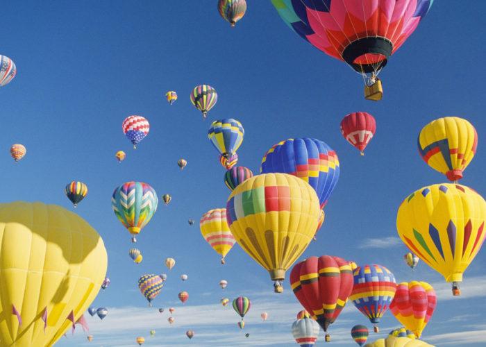 Epifania a prova di vertigini: tutti a bordo dei palloni aerostatici