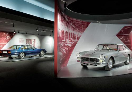 La leggenda di Enzo Ferrari raccontata per immagini, prototipi e modelli personalizzati