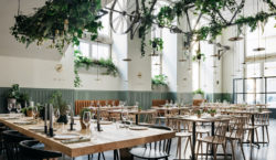 In Lisbon nature surrounds Prado, chef Galapito's restaurant