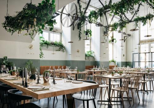 A Lisbona la natura avvolge Prado, il ristorante dello chef Galapito