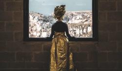 Cultura e accoglienza, a Matera sfilano i vestiti dorati della…