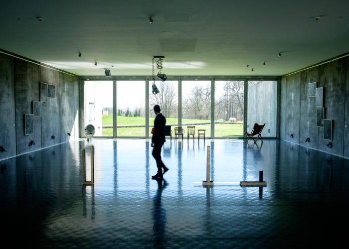 Il resort di Antonello Colonna diventa residenza d'artista