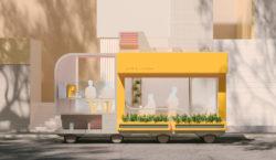 Non solo guida autonoma: il progetto Playful immagina gli Spaces…