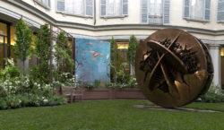 """Il chiostro delle Gallerie d'Italia a Milano diventa """"The Secret…"""