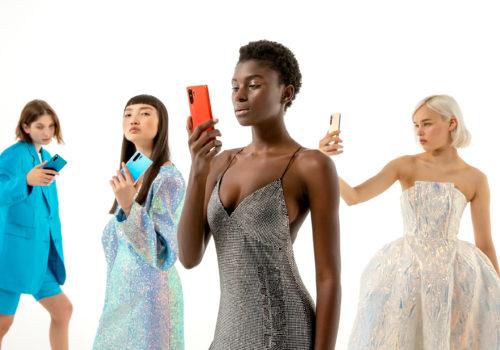 """Anna Yang firma la capsule collection """"suggerita"""" dall'app Fashion flair"""