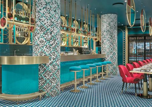 Lusso, design e cucina per Lion, ristorante e cocktail bar capitolino