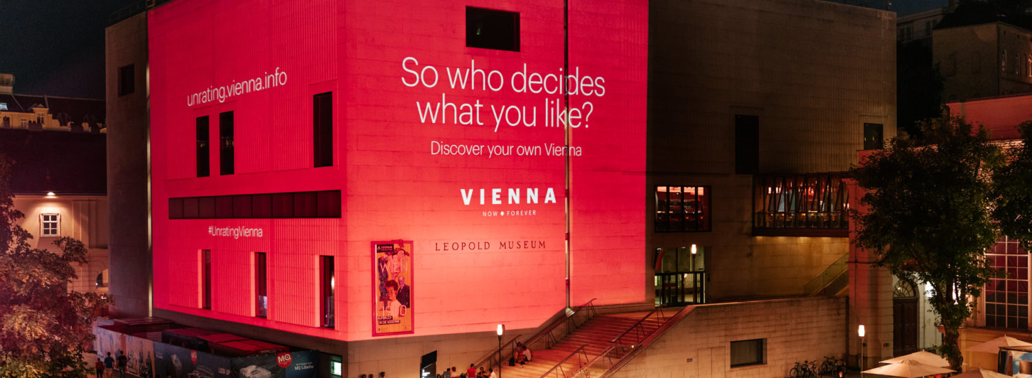 Vienna attracts tourists thanks to its negative reviews