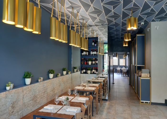 To each his own Particolare, the new restaurant in the area of Porta Romana