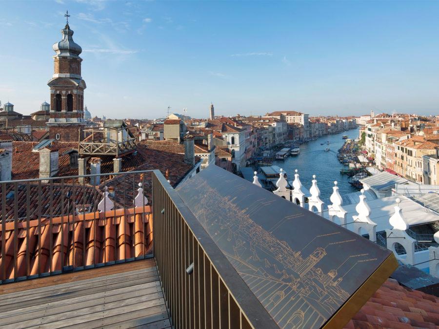 Dieci idee, per godersi Venezia: mostre, ristoranti e rooftop