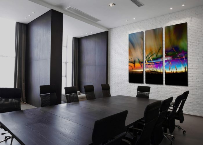 Art as the protagonist of workspaces, the case of Deutsche Bank