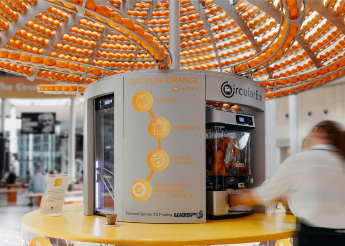 "The circular economy in a ""fresh-squeezed orange juice"" format"