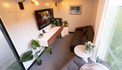 Design minimalista per il 5G hotel, avveniristico esperimento di futuro
