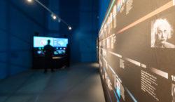 Alla centrale dell'Acquoria di Tivoli, digital design e interattività raccontano…