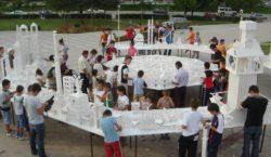 Art Week 2020, Fondazione Trussardi porta la città di LEGO…