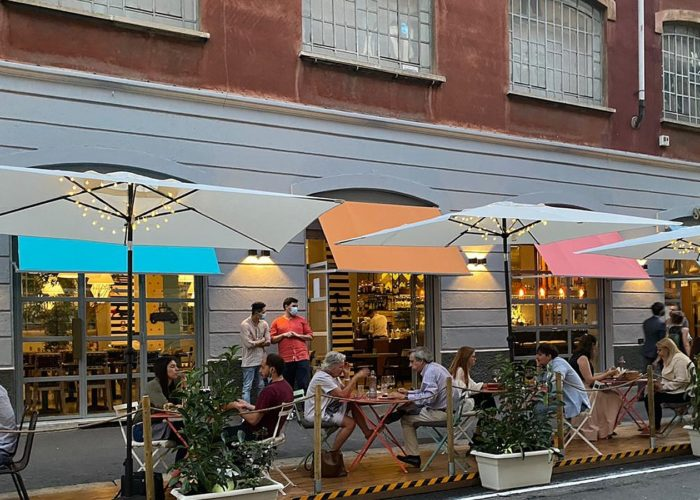 Milan is not just an apéritif: from brunch to CityLife to the curative drinks at Porta Romana