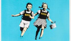 Banksy al Chiostro del Bramante con 100 opere da collezione