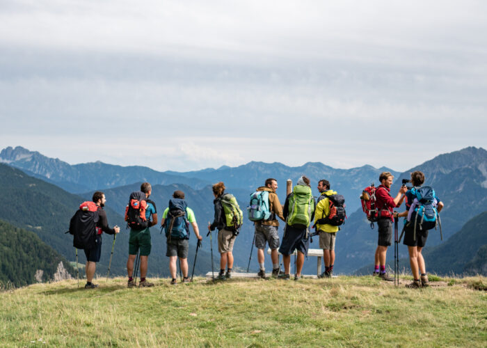 Va' Sentiero. Trekking in quota, camminando in Italia per 7mila chilometri