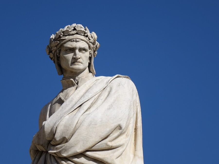 Everything about Dante. Looking up at the stars again: events in Verona, Ravenna and Florence in 2021
