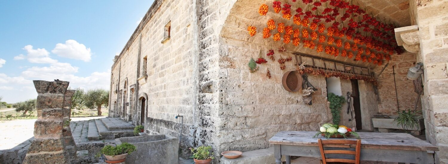 Journey to Apulia between Mediterranean flavours, Baroque and contemporary architecture