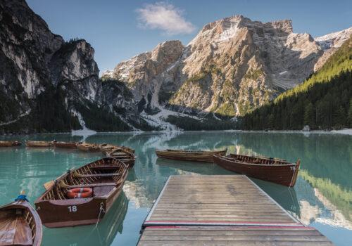 L'architettura alpina dell'Alto Adige fra sapori e paesaggi dolomitici