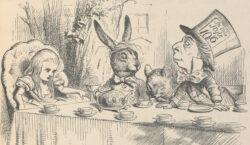 La Wonderland di Alice, per immaginare il mondo dall'altra parte…