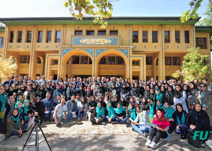 Journey to Teheran, a tour of the city
