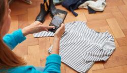 Capi di seconda mano sull'e-commerce: picchi di vendite e nuovi…