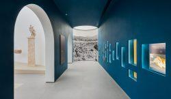 Lo spirito dei giochi olimpici nel nuovo museo di Atene