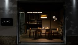 Japo marries the Japanese and Italian culinary traditions to architecture