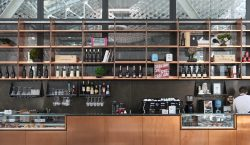 With Officina Design, food and reading come to the new…