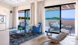 Room with a view over Tavolara, the Baglioni has landed…